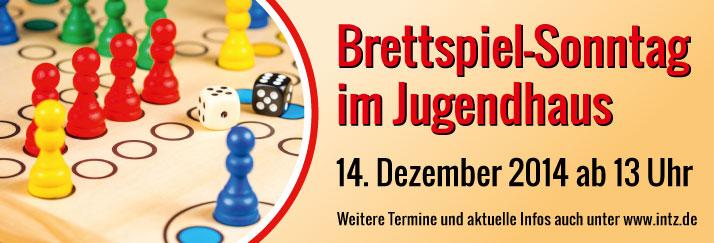 Brettspiele-Jugendhaus-Dezember